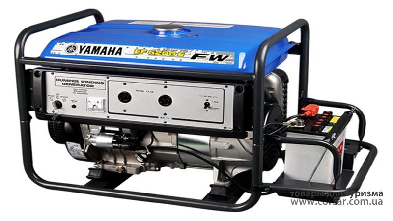 Генератор Yamaha EF5200E