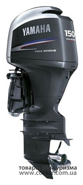 Лодочный мотор Yamaha F 150 AETL