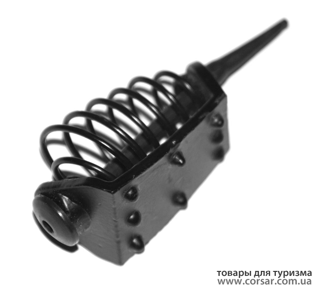 Кормушка Salmo витая спиральная «пружина» 130гр