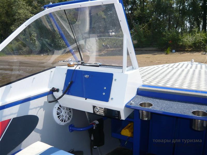 Лодка Салют-480