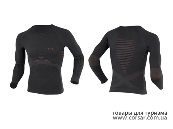 Терморубашка мужская X-Bionic Extra Warm Shirt Long  I20106