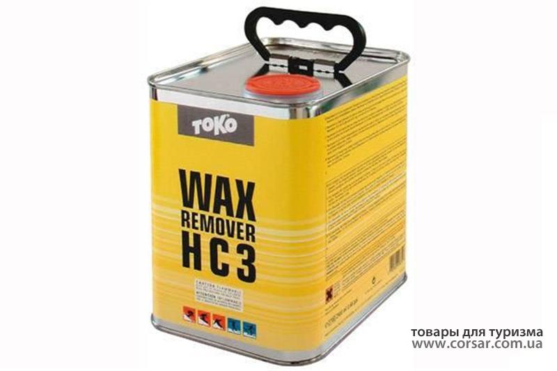 Смывка лыжной мази Wax Remover HC3