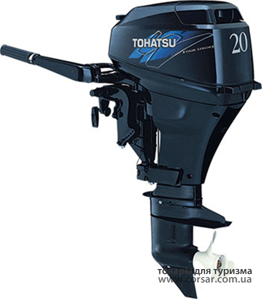 Лодочный мотор Tohatsu MFS20C EFL