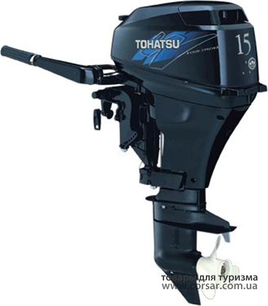 Лодочный мотор Tohatsu MFS15C S