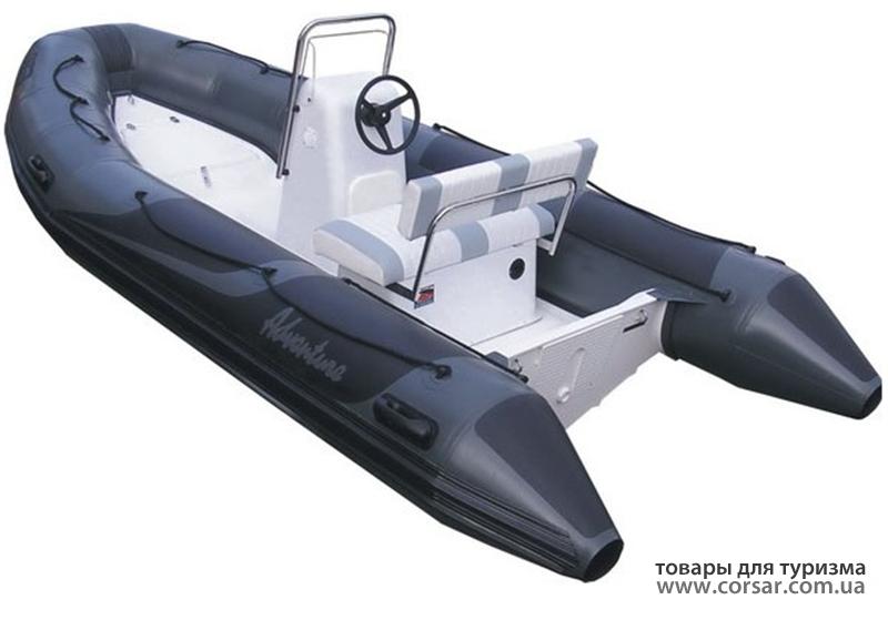 Лодка надувная Adventure Vesta V-500 MINI LUX