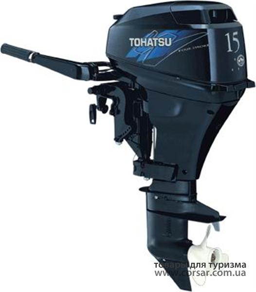 Лодочный мотор Tohatsu MFS15C L