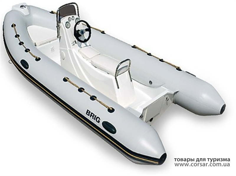 Лодка надувная BRIG FALCON RIDERS F450 Sport