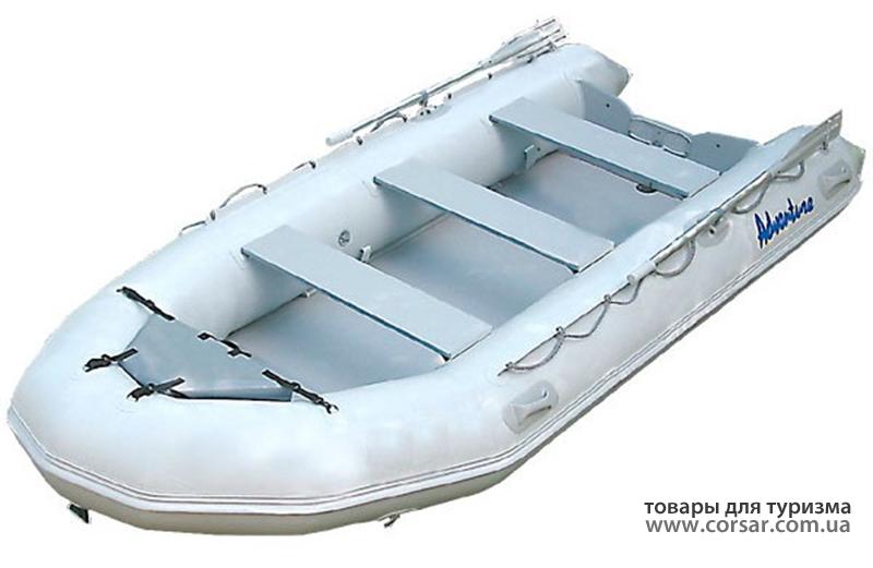 Лодка надувная Adventure Master-II M-470