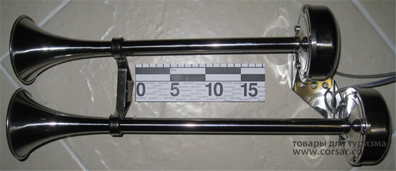 Горн электрический двухтональный SAIL 556-10340-12