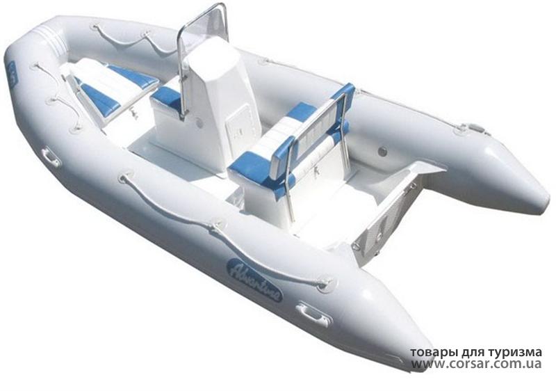 Лодка надувная Adventure Vesta V-450 SUPER LUX