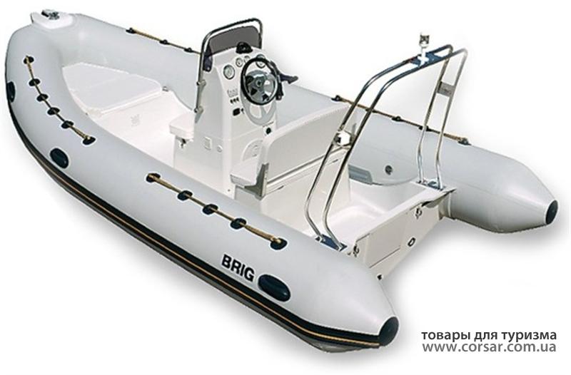 Лодка надувная BRIG FALCON RIDERS F500 Deluxe