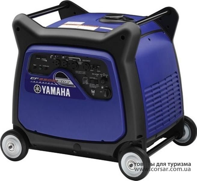 Генератор Yamaha EF6300iSE