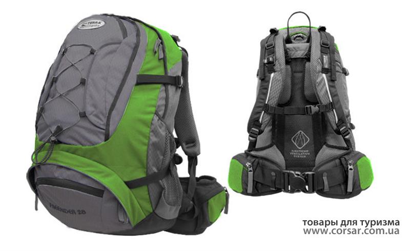 Рюкзак туристический Terra Incognita  Freerider 35