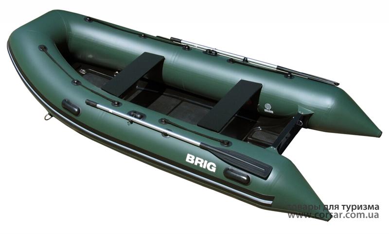Лодка надувная BRIG FALCON TENDERS F360