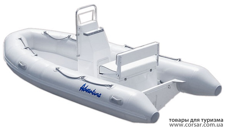 Лодка надувная Adventure Vesta V-380 MINI LUX