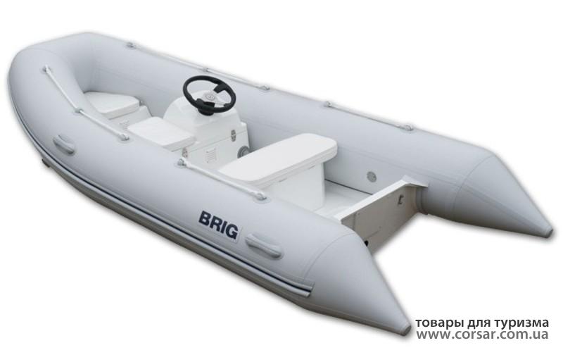 Лодка надувная BRIG FALCON TENDERS F360 DELUXE