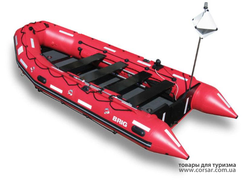 Лодка надувная BRIG RESCUE C8