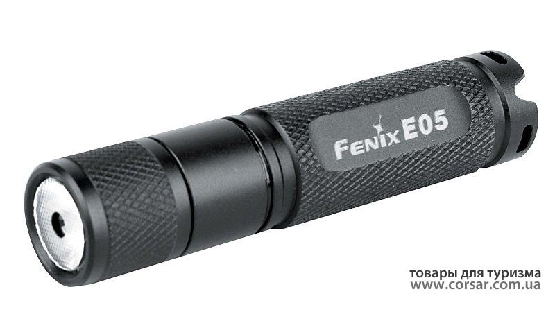 Фонарь Fenix E05 Cree XP-G LED R2