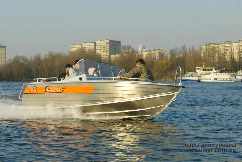 Катер Wellboat-51с