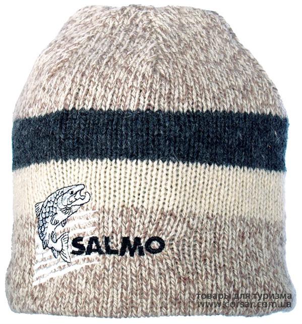 Шапка зимняя Salmo Wool 302744
