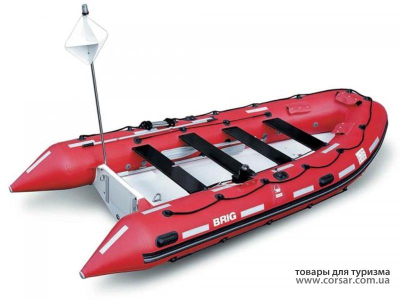Лодка надувная BRIG RESCUE F400R