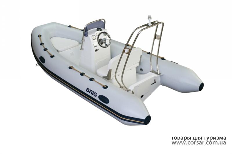 Лодка надувная BRIG FALCON RIDERS F400 DELUXE
