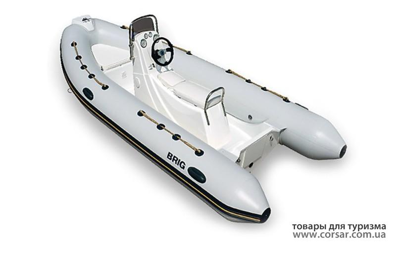 Лодка надувная BRIG FALCON RIDERS F400 SPORT