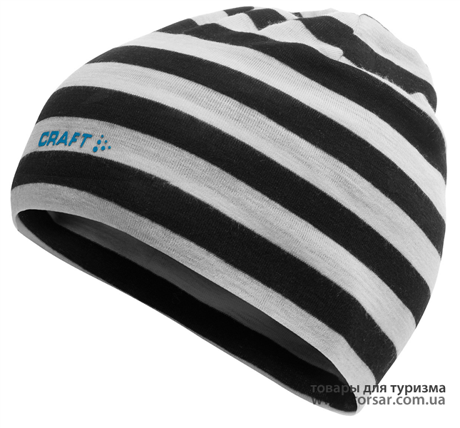 Шапка CRAFT Warm Wool Cap JR