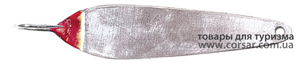 Блесна вертикальная зимняя Lucky John «MODEL A» со впаянным крючком 6150-CS