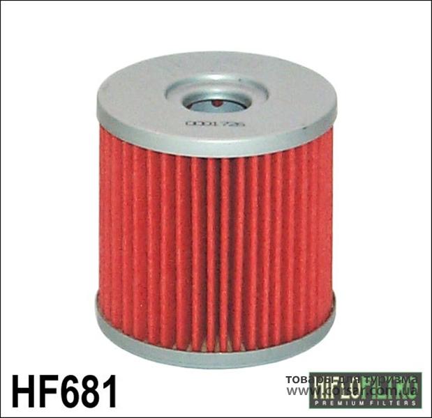 Фильтр масляный HF 681 HYOSUNG 650