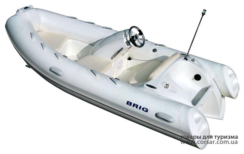 Лодка надувная BRIG EAGLE E380L