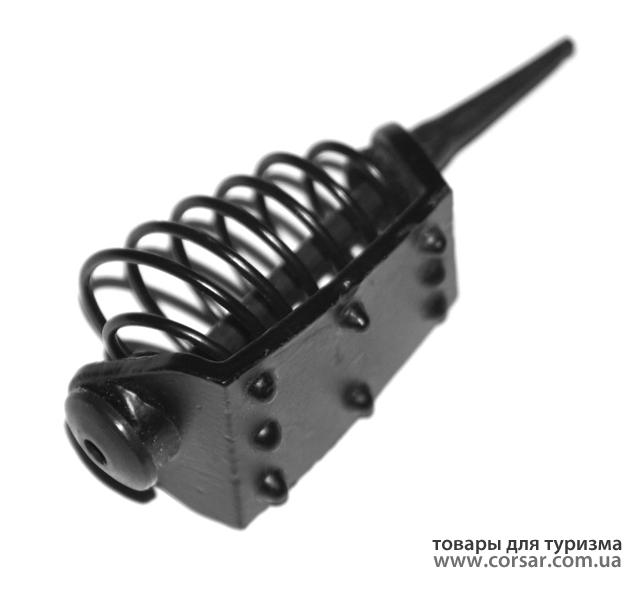 Кормушка Salmo витая спиральная «пружина» 150гр