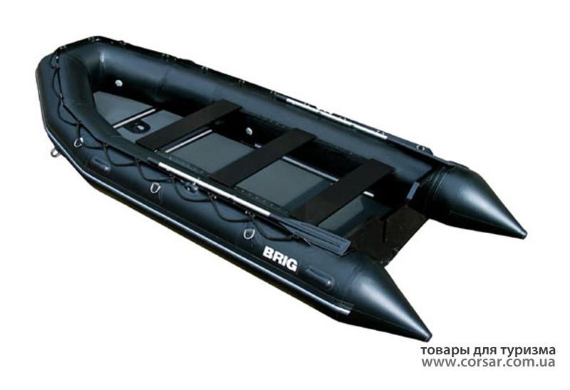 Лодка надувная BRIG HEAVY-DUTY HD460