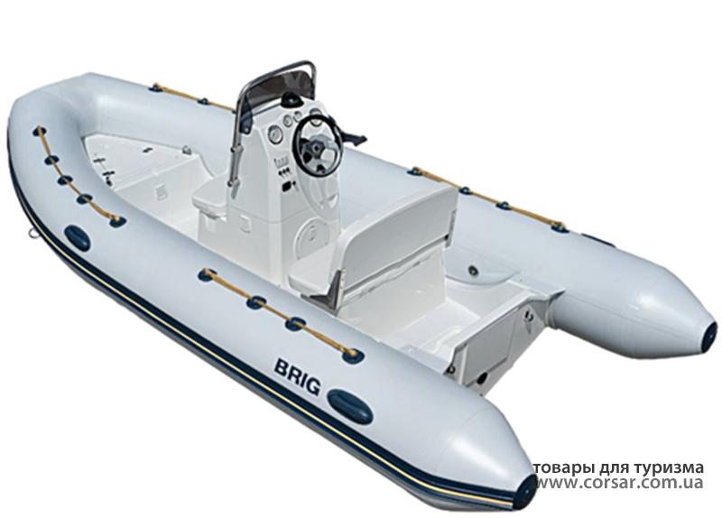 Лодка надувная BRIG FALCON RIDERS F450 DELUXE