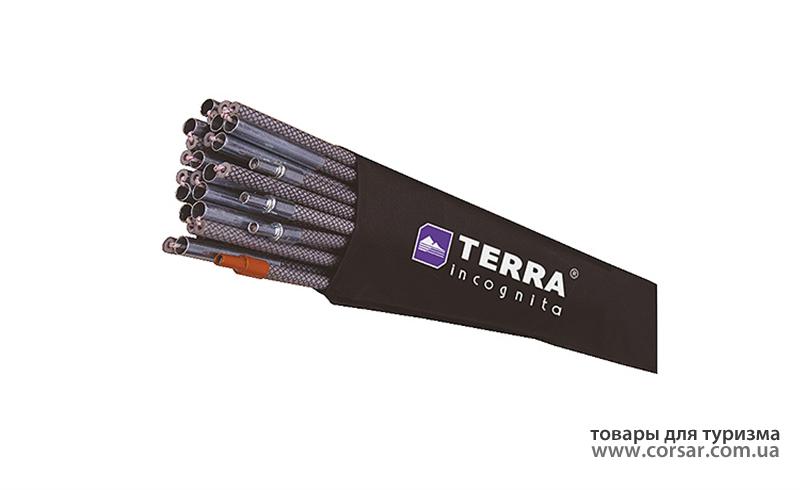 Каркас Terra фиберглас Grand 5  без стальных стоек.