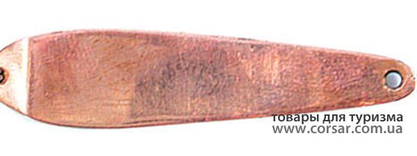 Блесна вертикальная зимняя Lucky John «MODEL A» со впаянным крючком  6140-C