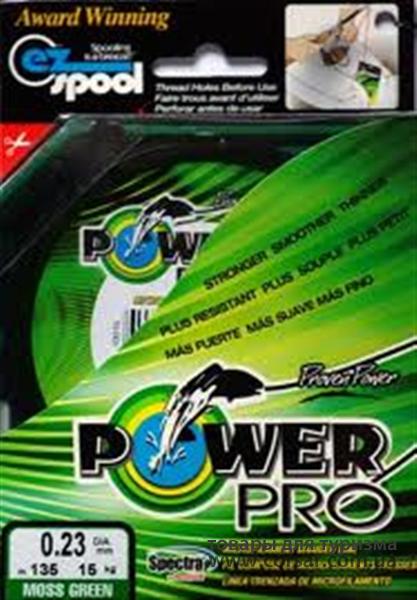 Шнур POWER PRO 135м 0,15мм