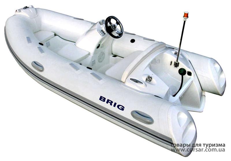 Лодка надувная BRIG EAGLE E340