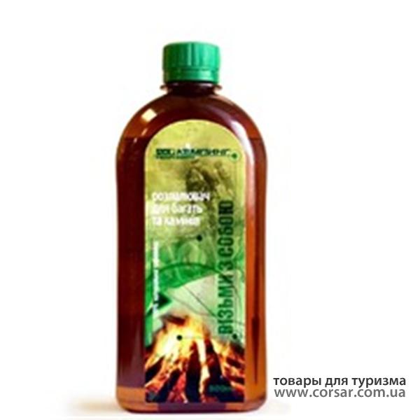 Жидкость для розжига  Кемпинг 0,5 л