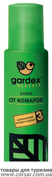 Спрей от комаров Gardex Family 100мл 4679