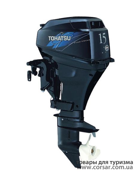 Лодочный мотор Tohatsu MFS15C EPTL