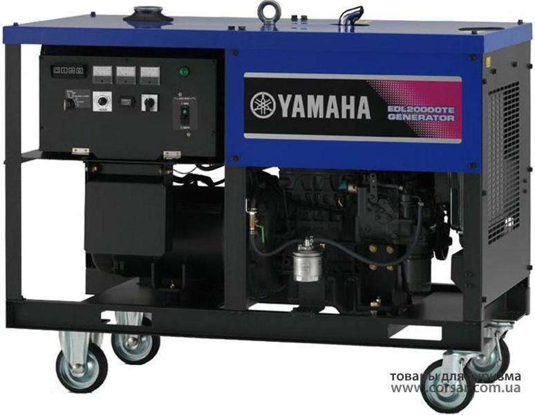 Генератор Yamaha EDL20000TE