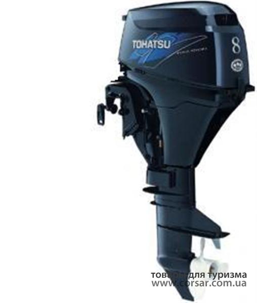 Лодочный мотор Tohatsu MFS8A3 ЕPS