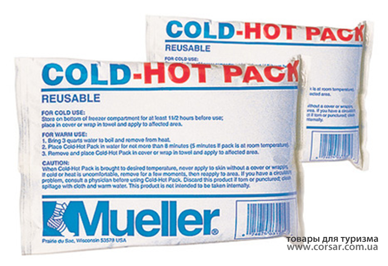 Холодно горячий компресс многократного использования Mueller 030105