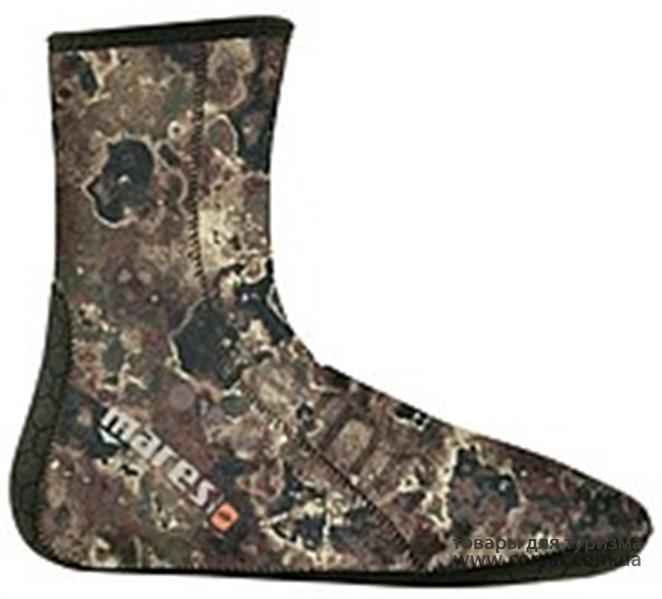 Носки Mares CAMO BROWN 3 мм