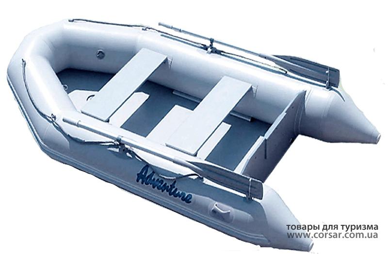 Лодка надувная Adventure TRAVEL-II T-290K