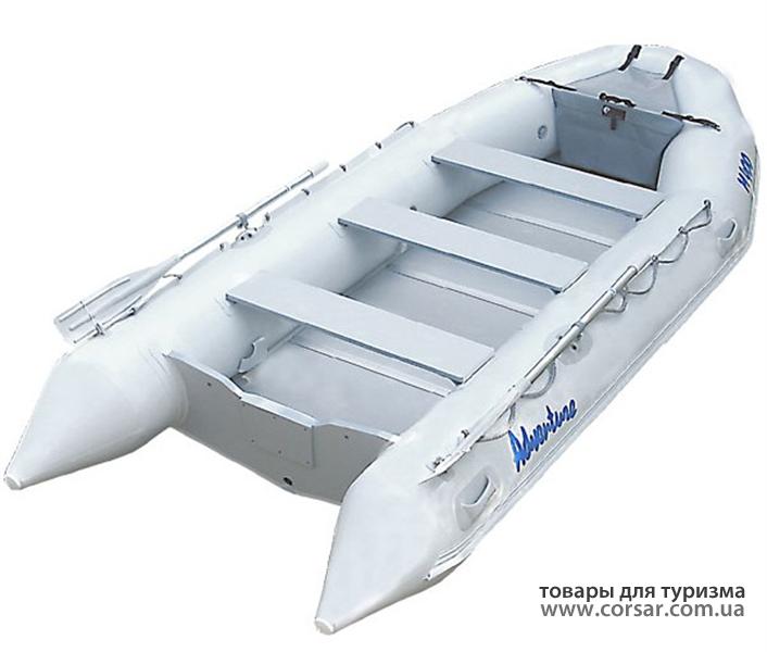 Лодка надувная Adventure Master-II M-440