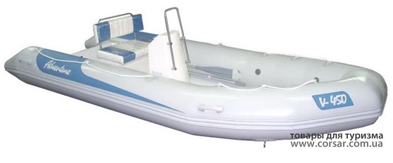 Лодка надувная Adventure Vesta V-450 MINI LUX