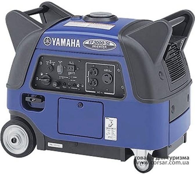 Генератор Yamaha EF3000iSE