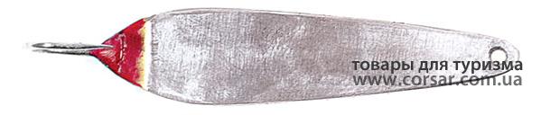 Блесна вертикальная зимняя Lucky John «MODEL A» со впаянным крючком 6140-S